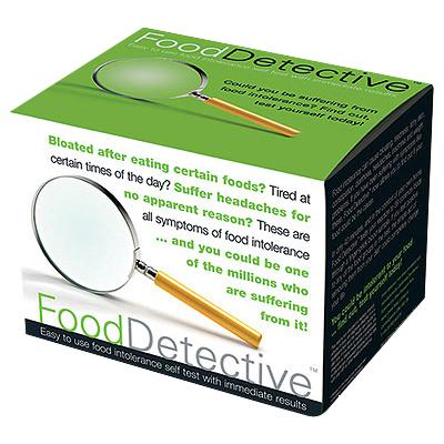 Food-Detective doosje