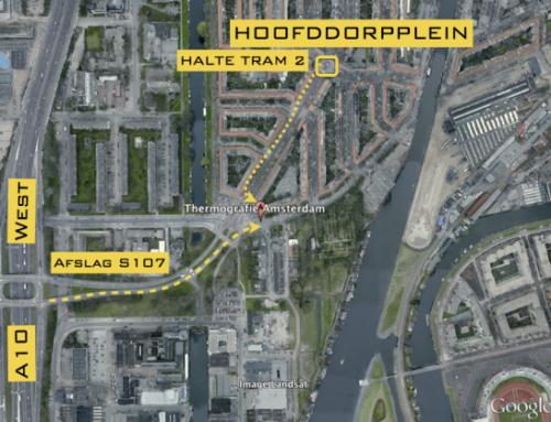Thermografie Amsterdam is verhuisd!